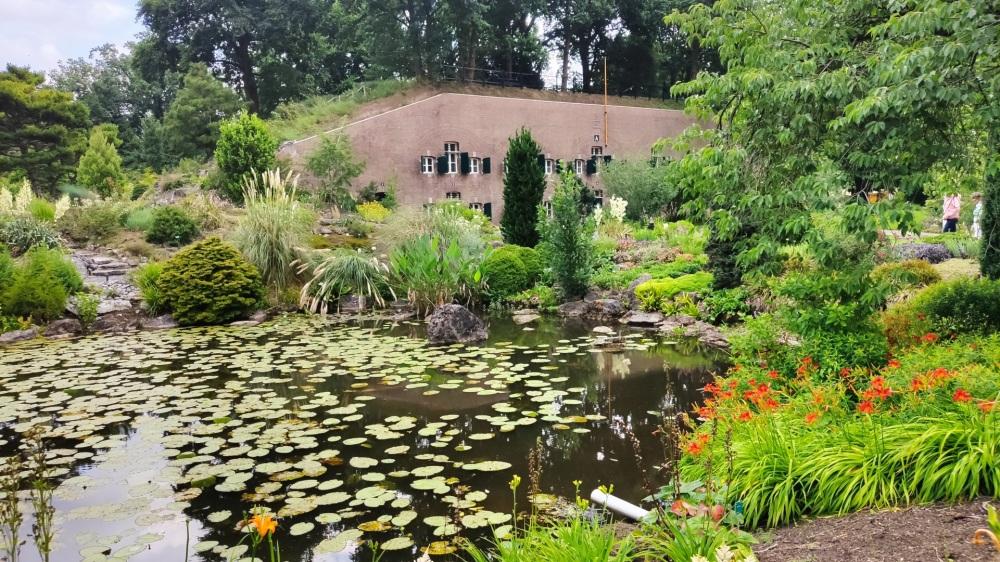 Botanische tuin Utrecht
