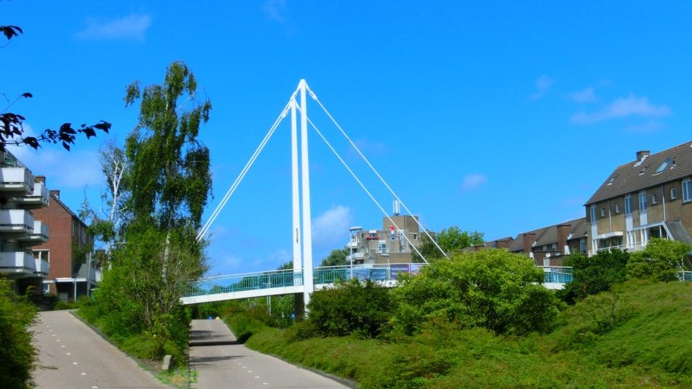 Fietsbrug Stevenshofdreef
