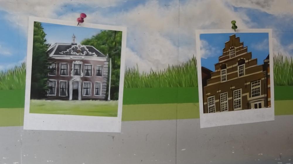 Landgoed Ter Wadding bij station De Vink