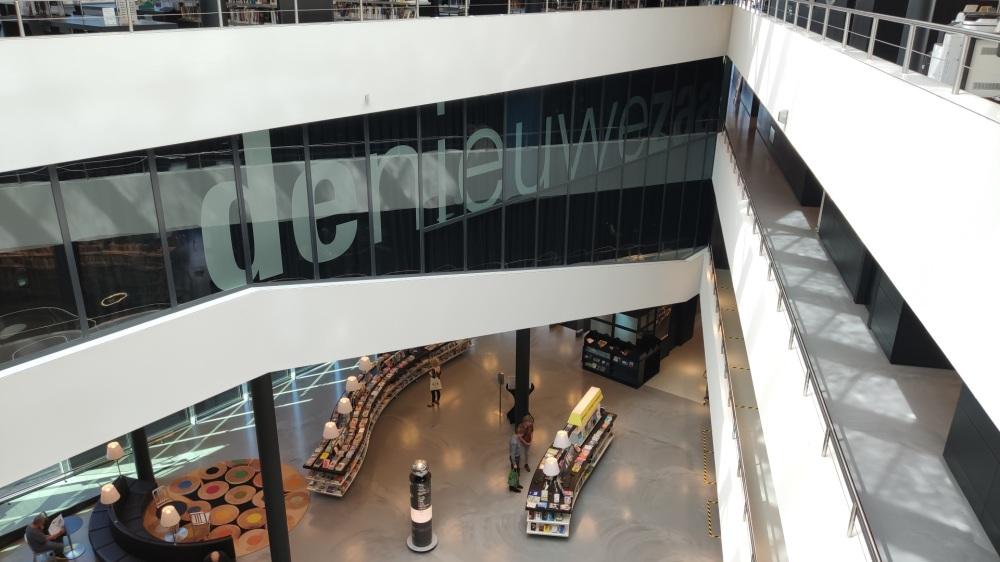 Nieuwe bibliotheek