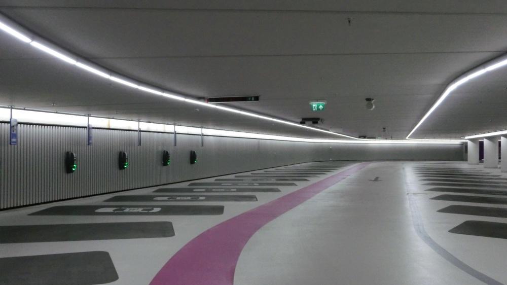 Parkeergarage Garenmarkt