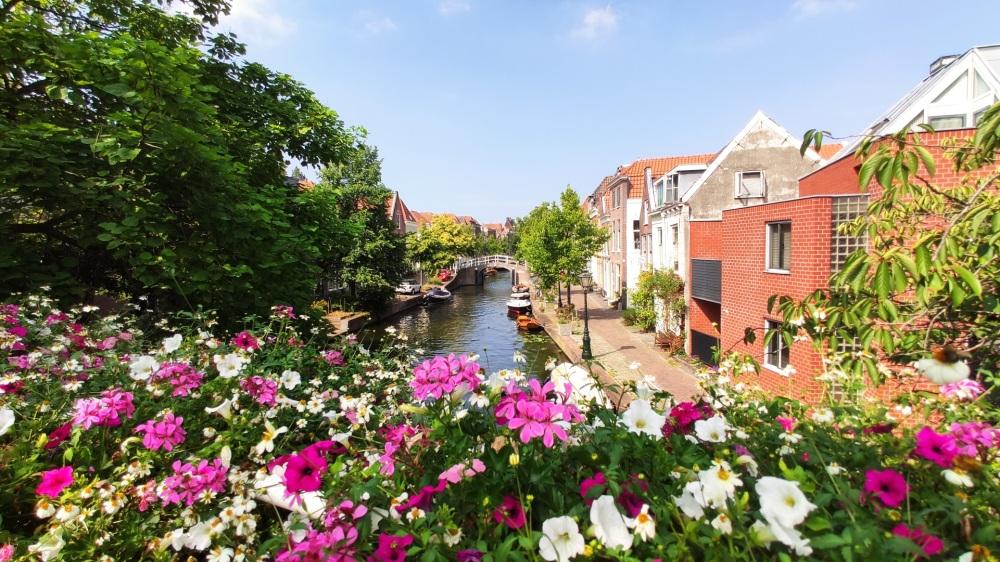 Struinen door nieuw en oud Leiden