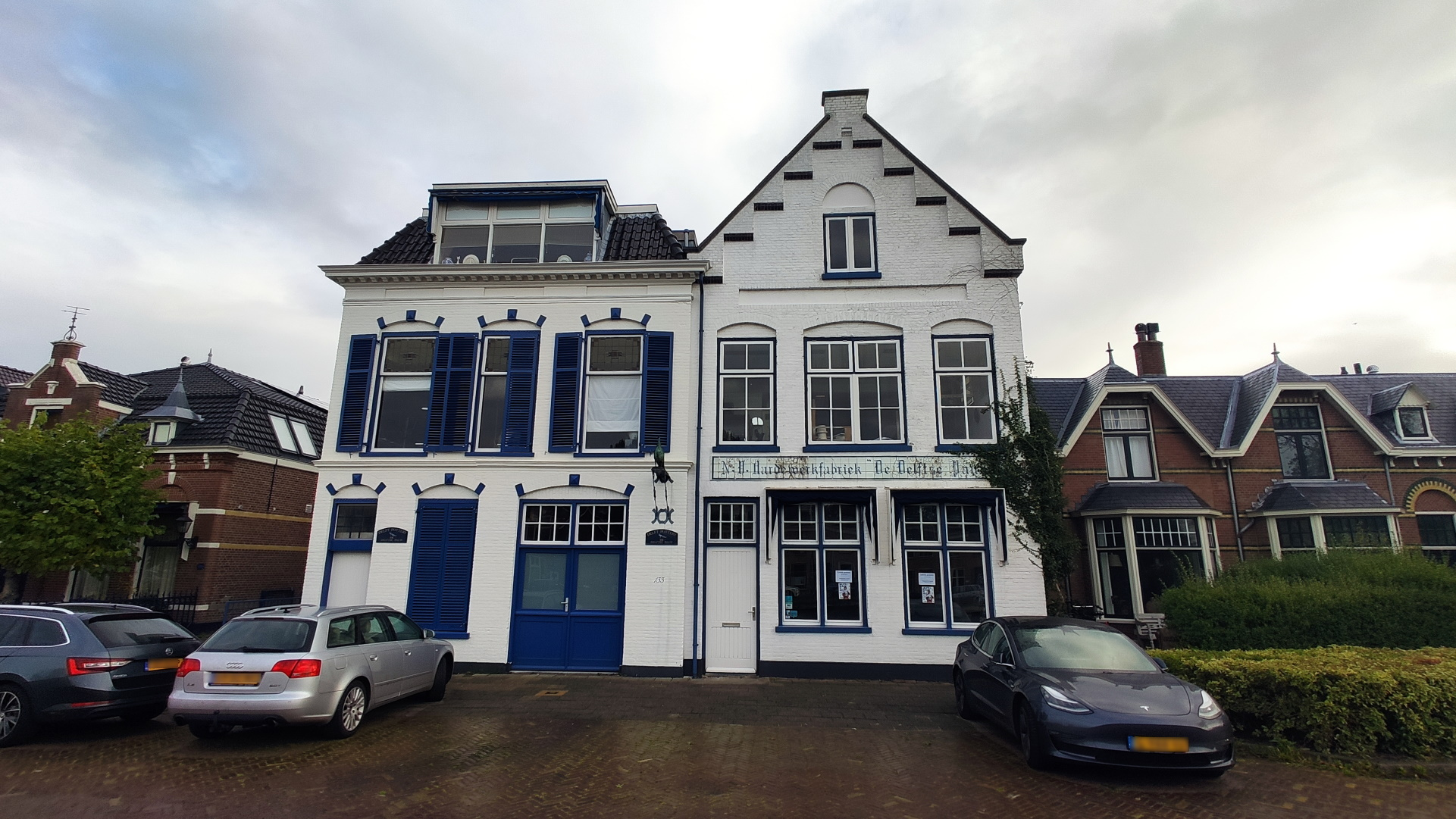 Aardewerkfabriek Delftse Pauw